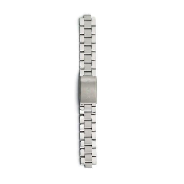 Kiber 20mm aquarius rvs horlogeband-front